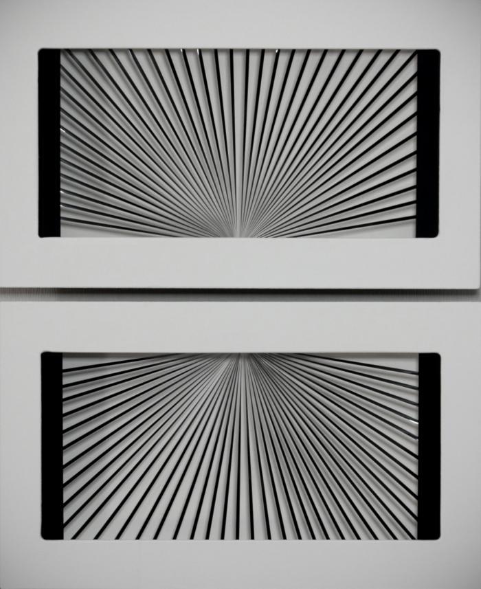 ilusión solar simple #1 y #2